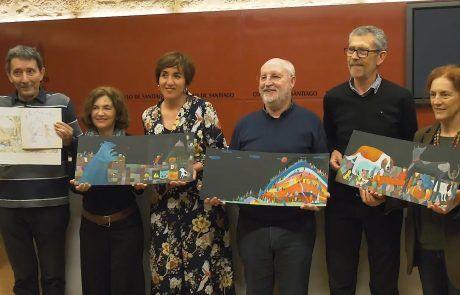 XII Premio Compostela de Álbum Ilustrado