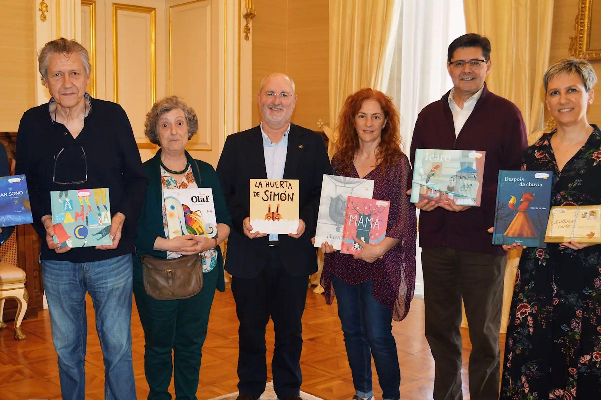 Convocatoria del XII Premio Compostela de Álbum Ilustrado