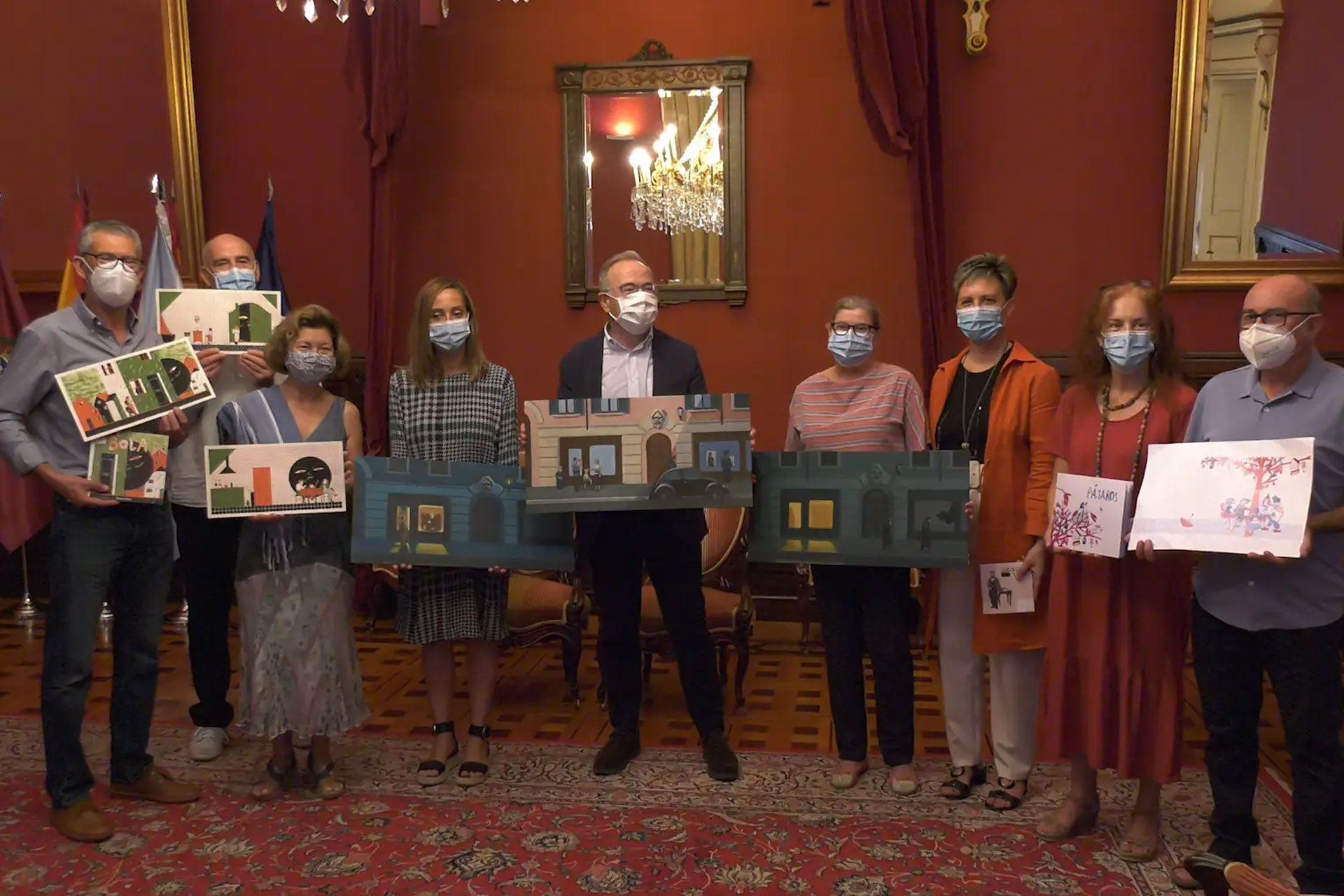 XIII Premio Internacional Compostela de Álbum Ilustrado